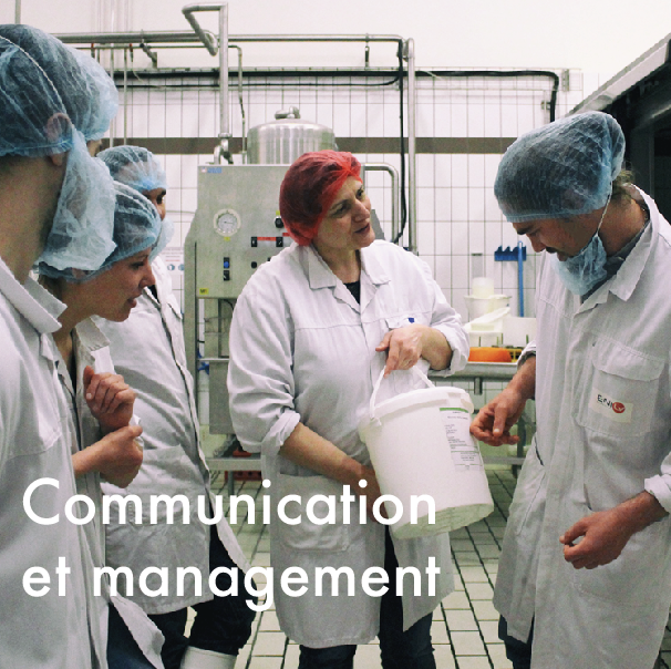 stage communication et management