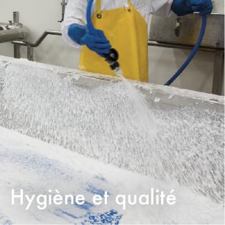 91. Hygiène et qualité