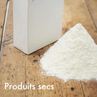 8. Produits secs