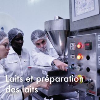 2. Laits et préparation des laits